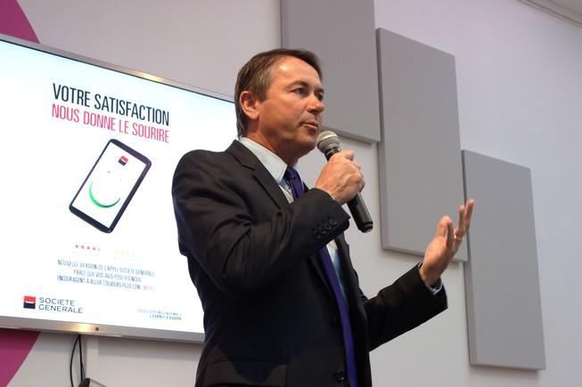 Société Générale : 60% des interactions clients passent par le mobile