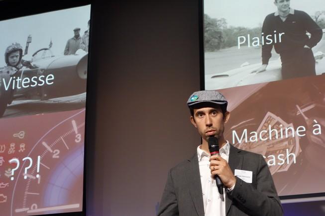 """""""Avec la voiture connectée, il faut rémunérer le conducteur sur l'usage de ses données"""" pour la startup Drust"""