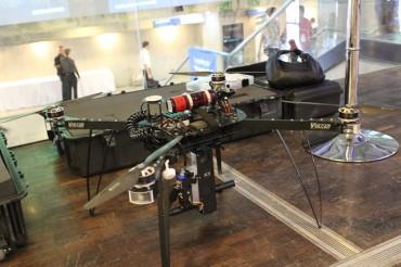 Un drone conçu pour planter des arbres