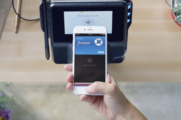 Apple Pay arrive au Royaume-Uni