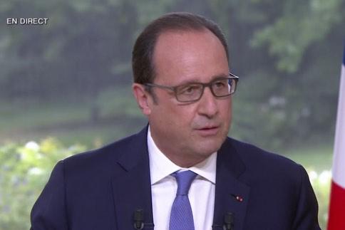 François Hollande annonce une loi pour faciliter l'activité dans le numérique