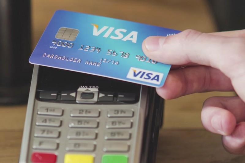 Le paiement sans contact ne pèse pas lourd malgré les roulements de tambour de Visa