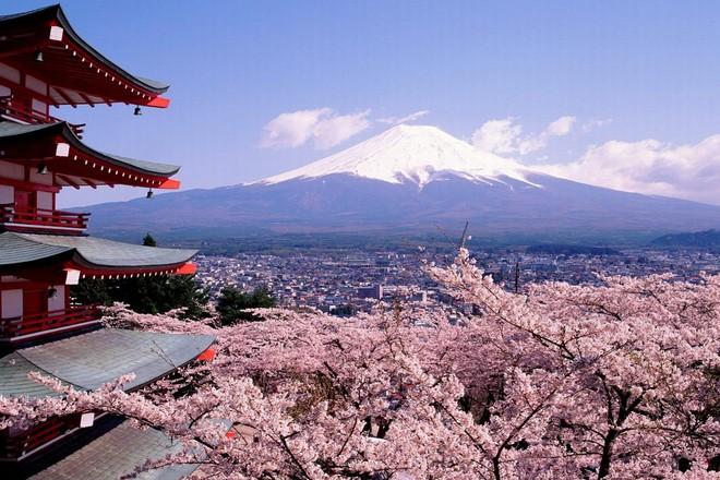 Le mont Fuji est désormais connecté via Wifi