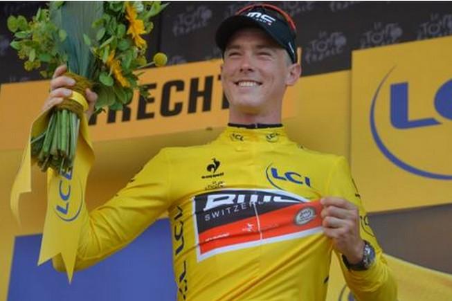 Internet des objets : suivi numérique temps réel des coureurs du Tour de France