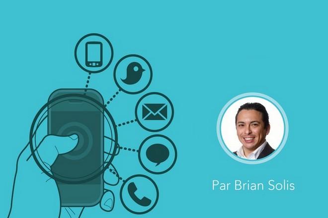 Réinventer l'expérience du client connecté : la vision de Brian Solis, gourou de l'engagement client