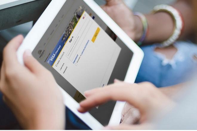 Les clients utilisant Visa Checkout terminent leur paiement plus souvent que ceux utilisant Paypal