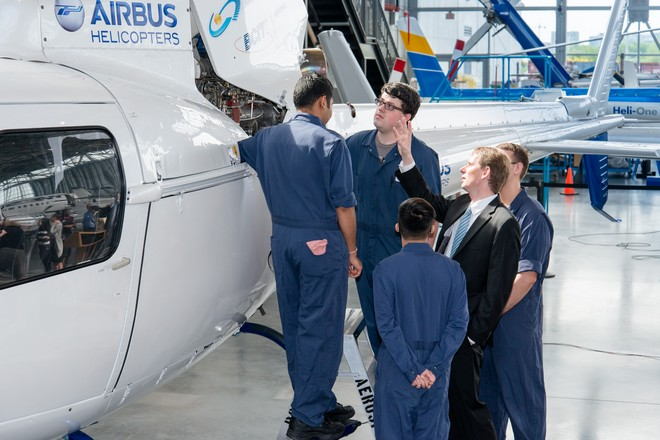 Airbus Helicopters étend les usages de son Cloud privé pour réduire les coûts