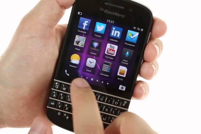 DSI : le BYOD de Good Technology passe chez le canadien Blackberry