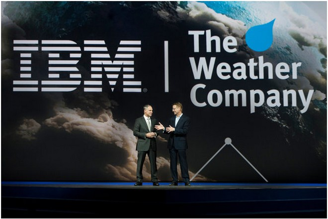 IBM The Weather Forecast