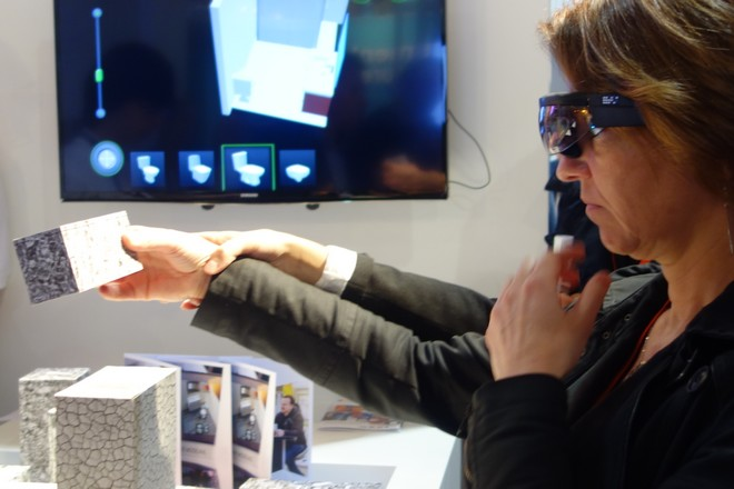 Leroy merlin associe r alit virtuelle et augment e pour for Concevoir sa salle de bain 3d