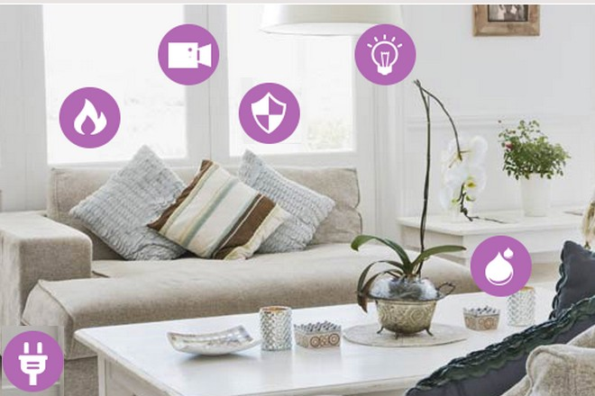 les co teux capteurs de pr vention de la maison connect e d axa la revue du digital. Black Bedroom Furniture Sets. Home Design Ideas