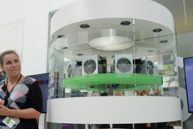 Oney, la banque d'Auchan, fabrique du Bitcoin pour voir