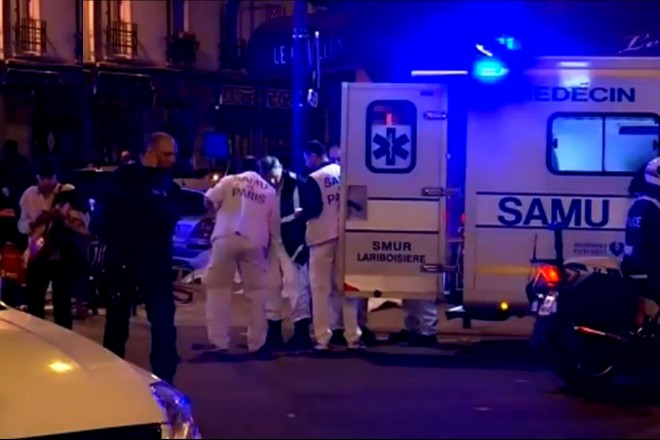 Attaques terroristes sur Paris, très lourd bilan