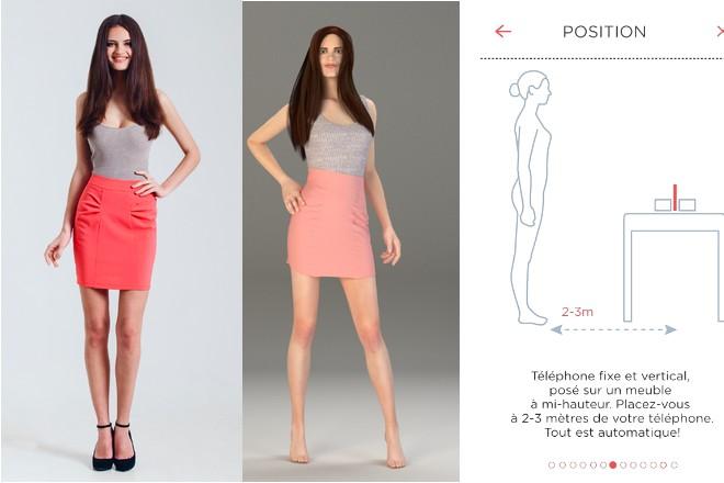 Carrefour croit à l'avatar 3D pour vendre ses vêtements sur le Web