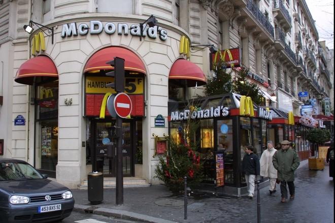 Le Big Data, levier de relance de MacDonald's en France