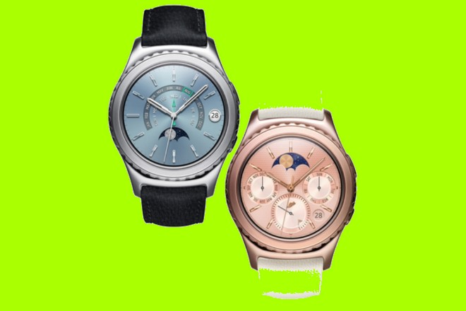 Samsung Gear S2 Classic - BF2