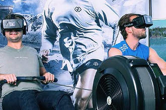 Sport et réalité virtuelle 2 - BF2