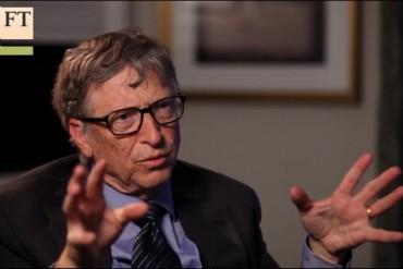 Bill Gates, fondateur de Microsoft, détrône Jeff Bezos, patron d'Amazon, comme première fortune mondiale