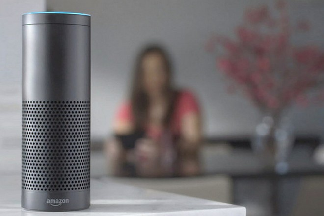 L'assistante vocale Alexa, l'autre percée technologique d'Amazon