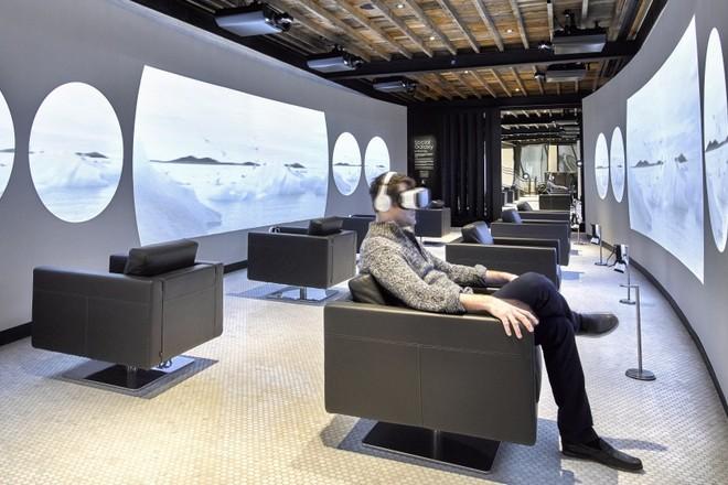 Samsung expérimente un magasin du futur qui ne vend rien