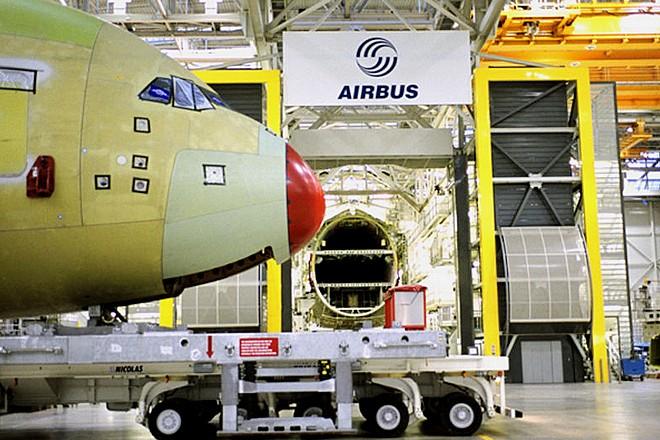 Airbus - Usine - BF2