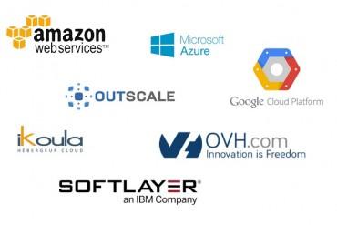 Les serveurs dans le Cloud : 7 offres classées selon leurs performances au banc d'essai