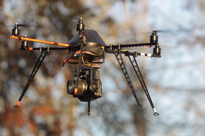 Drone Eurovia - BF2