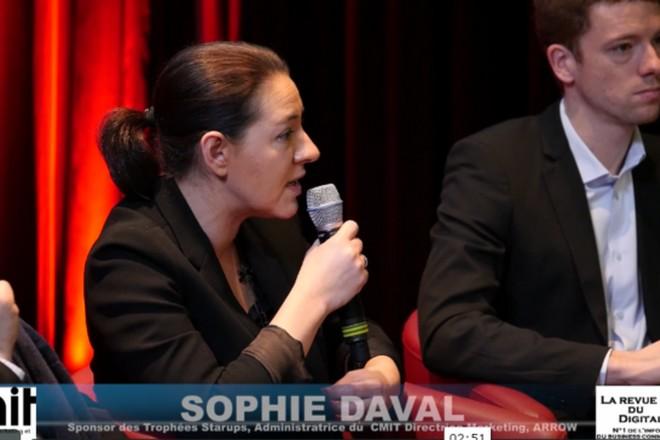 Sophie Daval - Arrow - Marketing - Forum CMIT - BF2