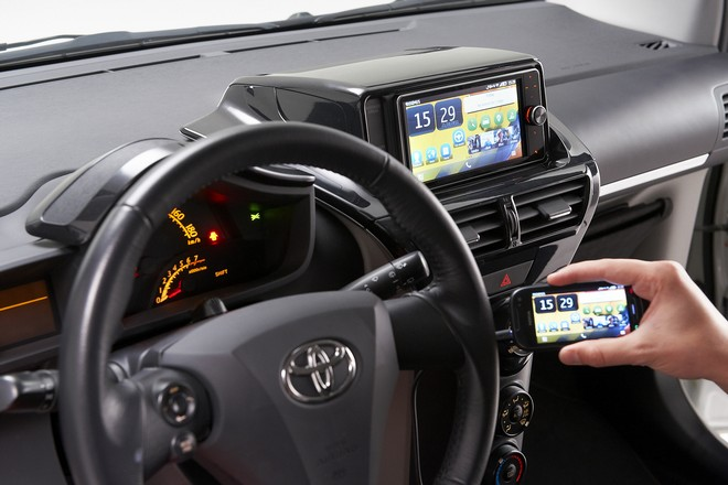 Toyota - voiture connectée - BF2