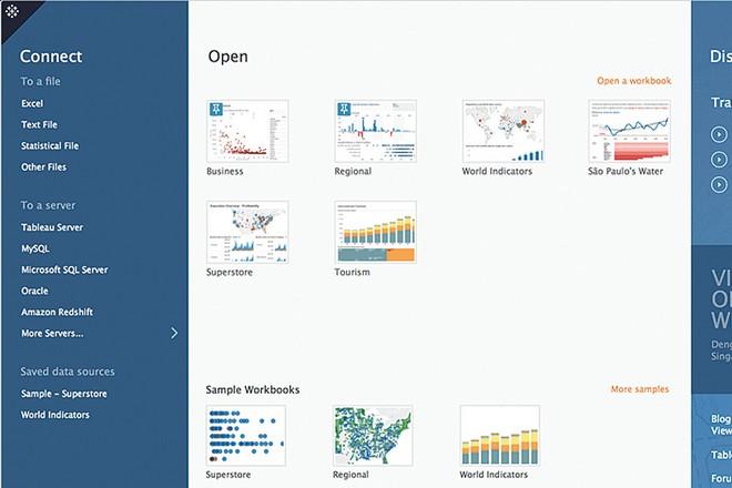 Avis sur Tableau : logiciel de décisionnel en mode Saas
