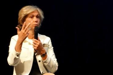 Valérie Pécresse veut toute la data sur les formations en île de France