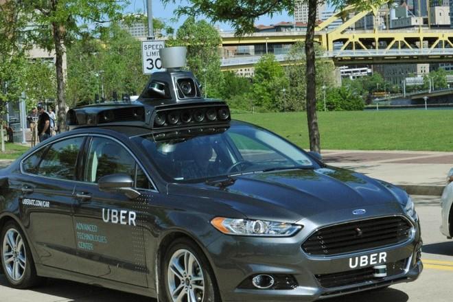 Uber prêt à se passer de ses chauffeurs en développant une voiture autonome