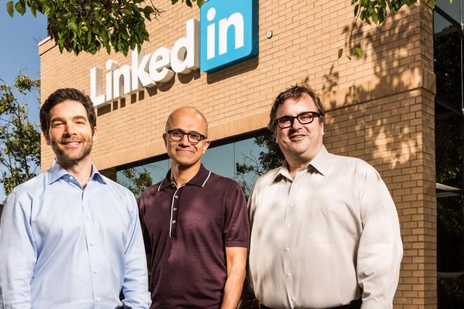 Microsoft Linkedin - BF2