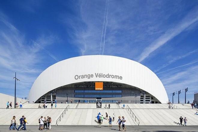 Le stade de l'OM sera connecté et devient l'Orange Vélodrome