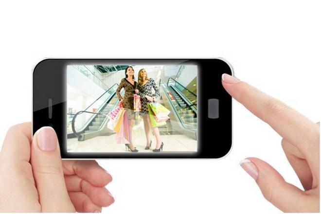 Photo sur smartphone - BF2
