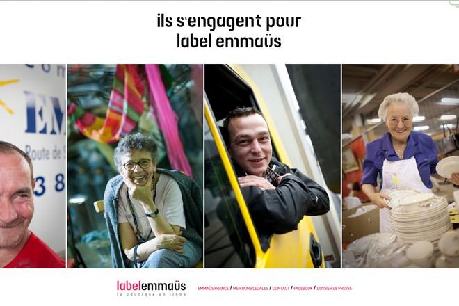 Emmaüs ouvre son site de vente en ligne solidaire le 1er octobre