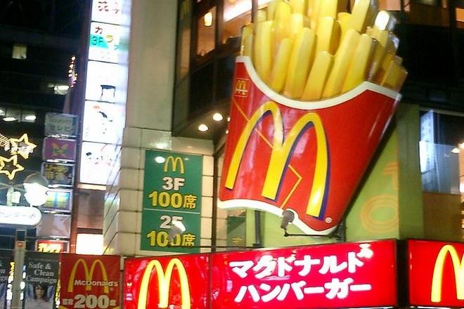 McDonald's Japon 1er partenaire publicitaire de Pokémon Go
