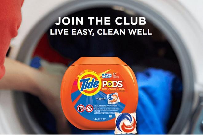 Procter & Gamble tente la livraison de lessive à domicile