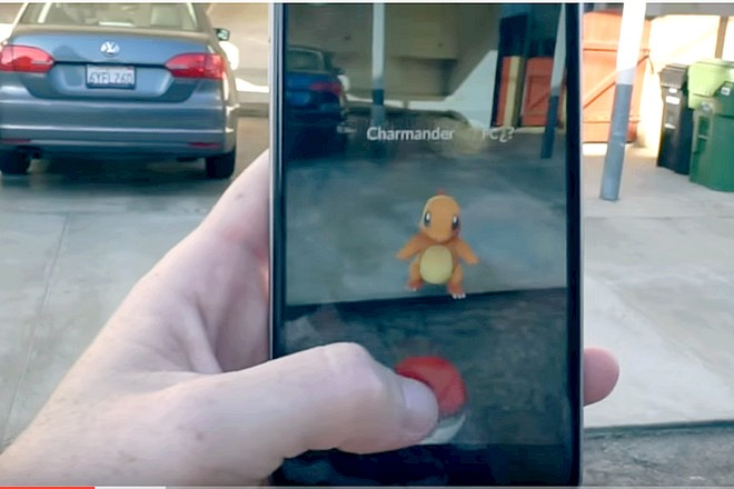 Pokémon Go - BF2
