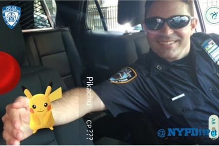 Pokemon Go - Police de NEw York - BF3