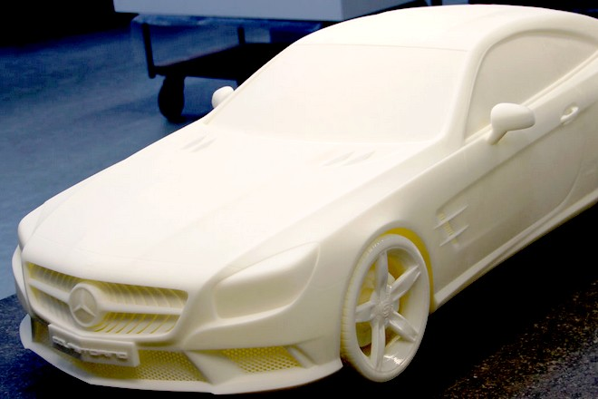 Impression 3D - Automobile - BF2