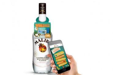 Pernod Ricard se connecte aux consommateurs de Malibu via NFC