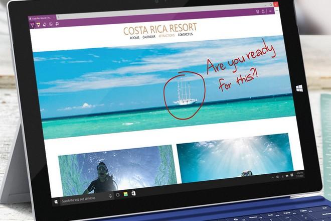 Microsoft récompense les utilisateurs de son nouveau navigateur web aux Etats Unis