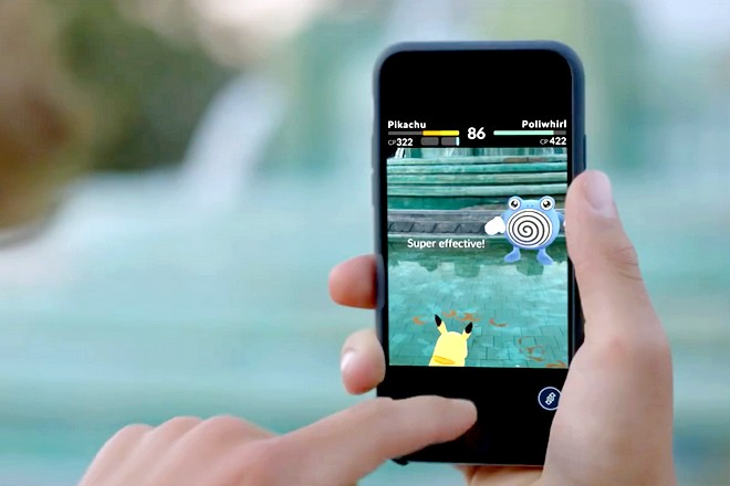 Pokémon Go engrange 200 millions de dollars en 1 mois