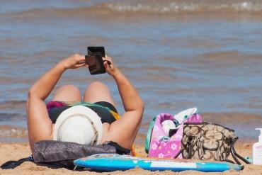 Légère hausse des achats via mobile sur internet cet été