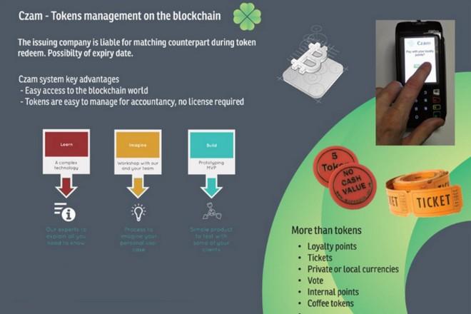 Czam, la blockchain à expérimenter pour la gestion des points de fidélité