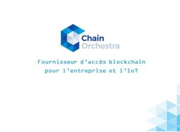 ChainOrchestra : la blockchain adaptée à l'internet des objets