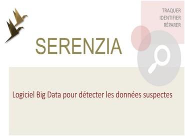 Serenzia : marier l'expertise métier à un outil de détection de fraudes