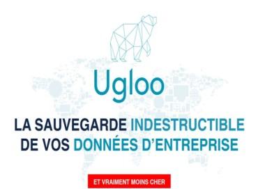 Ugloo : une sauvegarde des données indestructible