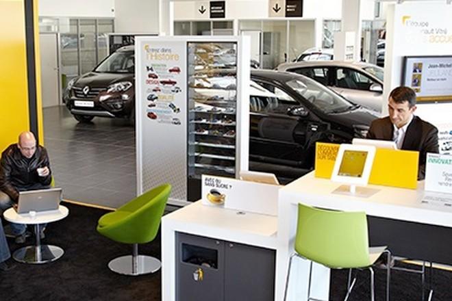 Le digital, source de tension entre Renault et ses concessionnaires